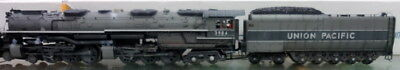 MTH O 3 Rail Unoin Pacific Challenger 4-6-6-4 Steam Locomotive KF-416