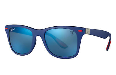 RAY-BAN RB4195M SUNGLASSES SCUDERIA FERRARI COLLECTION Lim. Edition F604/H0