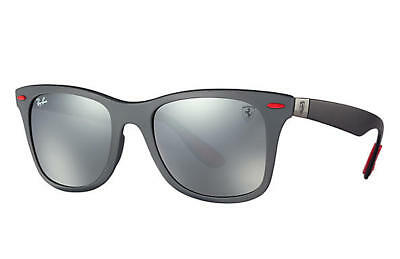 RAY-BAN RB4195M SUNGLASSES SCUDERIA FERRARI COLLECTION Lim. Edition F605/6G