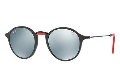 RAY-BAN RB2447NM SUNGLASSES SCUDERIA FERRARI COLLECTION Lim. Edition F602/30