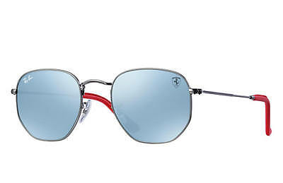 RAY-BAN RB3548NM SUNGLASSES SCUDERIA FERRARI COLLECTION Lim. Edition F001/30