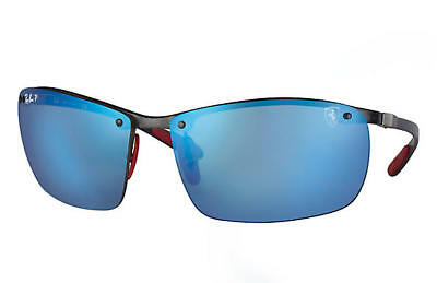 RAY-BAN RB8305M SUNGLASSES SCUDERIA FERRARI COLLECTION Lim. Edition F005/H0
