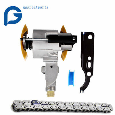 Timing Chain Tensioner Kit For AUDI A4 A3 A6 TT VW Jetta Golf Passat Beetle 1.8T