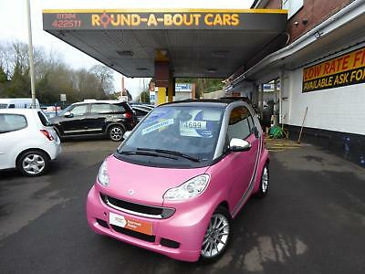 Smart fortwo 1.0mhd ( 71bhp ) Passion