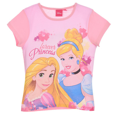 PH1460FUXIA T-SHIRT FROZEN BAMBINA RAGAZZA SUN CITY 4//8 ANNI