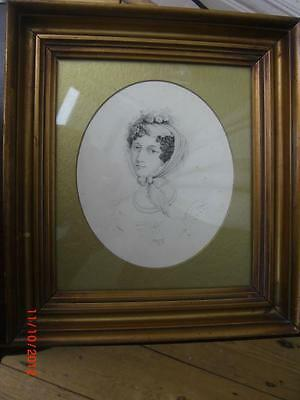 Portrait Of A Victorian Lady 1897