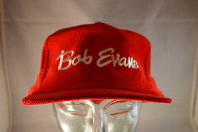 Vintage Bob Evans Farm Snapback Truckers Hat New Without Tags