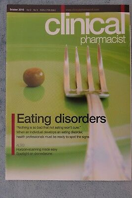 Clinical Pharmacist Magazine, Vol.2, No.9, October 2010, Eating Disorders