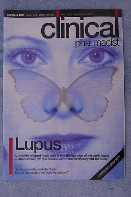 Clinical Pharmacist Magazine, Vol.4, No.7, July/August 2012, Systemic Lupus