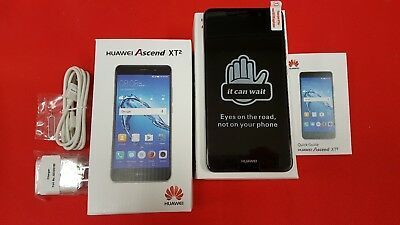Huawei Ascend XT2 H1711 GSM Silver GSM Unlocked AT&T Smartphone. New Inbox
