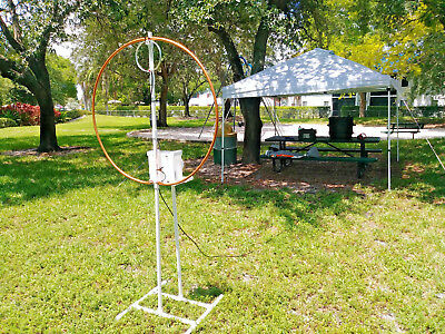 BASE (COMBO) OUTDOOR! High Power Magnetic Loop Antenna 17-40