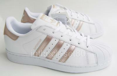 adidas superstar rose metallic