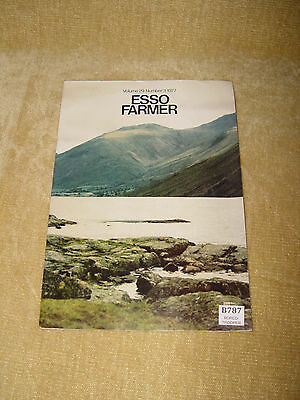 Vintage Esso Farmer - Volume 29 Number 3 - 1977 - Magazine Publication Rare Htf