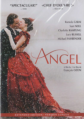 Angel - Extended Edition (Francois Ozon, Michael Fassbender) *new Dvd*