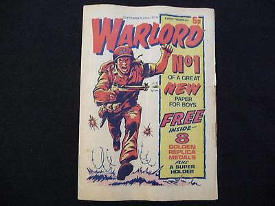 Warlord comic issue 1 (LOT#1405)