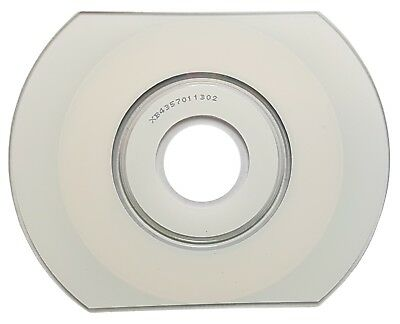 10x Blank Hockey Putt Shape Inkjet Printable CD-R Disc (72x 6min 51MB)