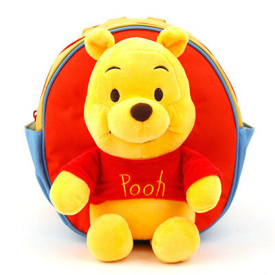 Disney Pooh Joyful Small Backpack Strap to Prevent Toddler Safety Harness Backpa