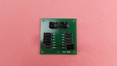 TDK TAS-IN12 Backplane Interface Board PCB TAS300 Load Port