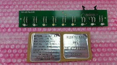 TDK TAS-LED Rev. 2.00 Indicator Light Board PCB 300mm TAS300 Load Port