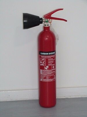 CO2 Fire Extinguisher 5kg with CE/BSI Approval  BUY 1 GET 1 FREE