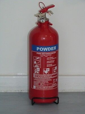 ABC Dry Powder Extinguisher 2kg with CE/BSI Approval BUY 1 GET 1 FREE