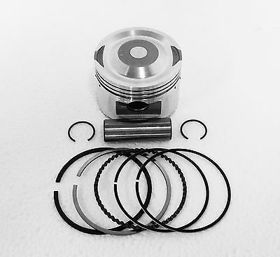 AIRSAL 50MM RACING Piston - 83cc/100cc 139QMB & GY6 - Scooter Engine  Performance