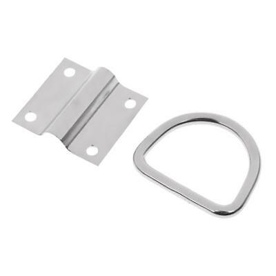 Lovoski Tie Down Point Securing Stainless Steel Lashing Ring Anchor Point
