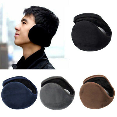Winter Cold Snow Ski Ear Muffs Cover Warmers Muff Knit Warmer Mens Womens Kids