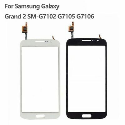 Touch Screen Digitizer Glass For Samsung Galaxy Grand 2 SM-G7102 G7105 G7106 New