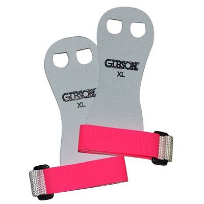 Gibson Rainbow Palm Grips - Pink - X-Large