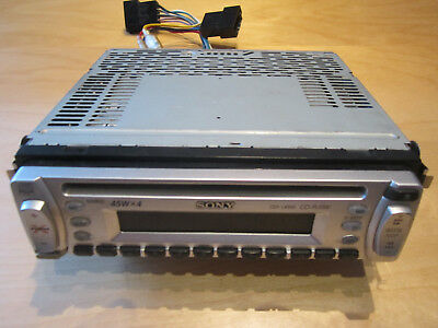 SONY CDX -L400X Auto Radio- CD Player Kombinaton - EUR 32,00 ...