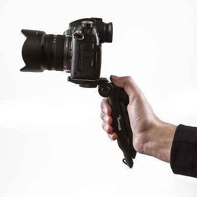 Mini Tripod Tabletop Stand Pistol Grip for Canon Nikon Sony Camera