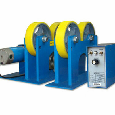 Roller conveyor NHTR-1000 AC 230 50Hz for welding and machining of pipes
