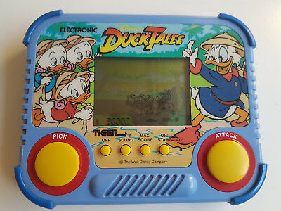 Jeu electronique LCD Disney DUCTALES like Game & Watch 1990 Retro