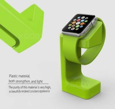 NEW Charger Stand Holder Charging Docking Station For Apple Watch iWatch 38/42mm