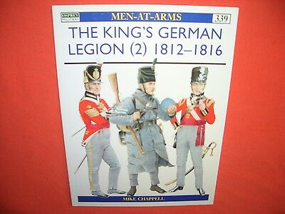 Osprey Men at Arms 339, The King`s GERMAN LEGION (2) 1812-1816