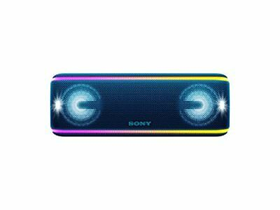 Sony SRS-XB41 Portable Wireless Bluetooth Speaker, Blue (SRSXB41/L)