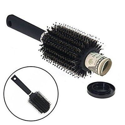 Hidden Container Safe Can Stash It Jewelry Secret Diversion Home Hair Brush Hide