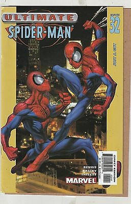 Ultimate Spider-Man  #32  Just A Guy  Marvel  2003  Nice!!