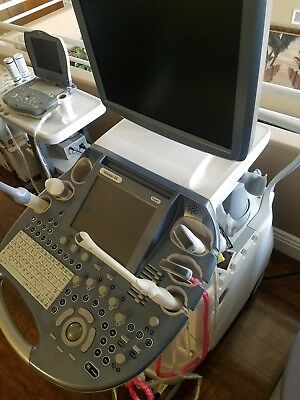 Voluson E8 ultrasound Refurbished by GE