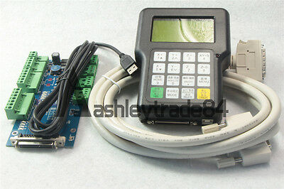 3 Axis DSP 0501 Handle DSP Controller For CNC Router CNC Engrave New