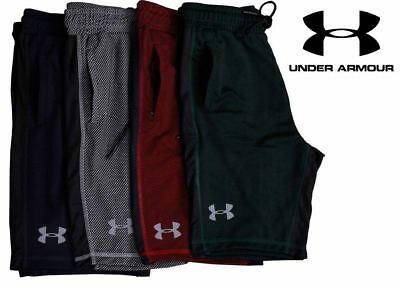 Under Armour sportswear mesh shorts with pockets