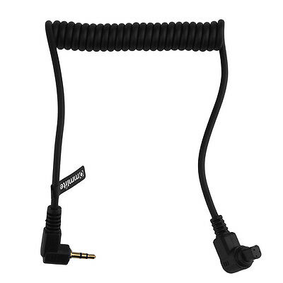 3C Remote Switch Shutter Release Cable for Canon EOS 30D 40D 50D 5D Camera JY