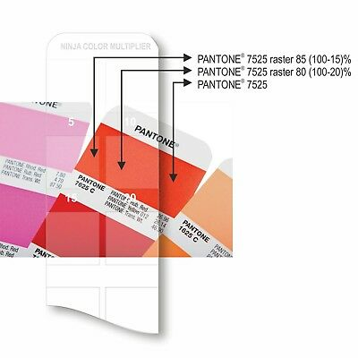 33.228 NEW COLORS IN PANTONE FORMULA GUIDE SOLID + more colors in NCS and RAL.