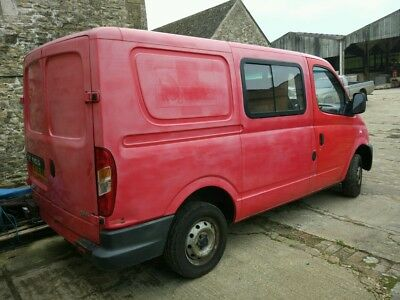 f80e81a84fea02 LDV MAXUS SWB Van Ex Post Office. Great Mechanical Condition ...