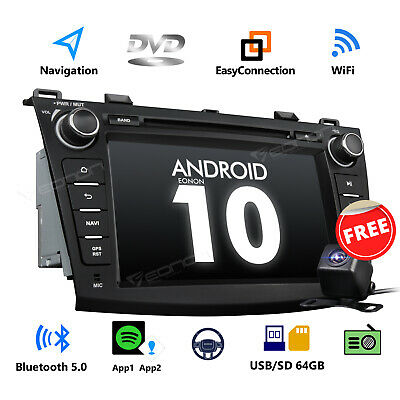 """7""""Android 7.1 Car Stereo DVD GPS Navigation Bluetooth for Ford F150 F-150 b+DVR"""