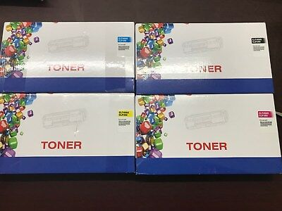 Hi Ink 4PK CLT406S Color Toner For Samsung CLP-365W CLX-3305FW