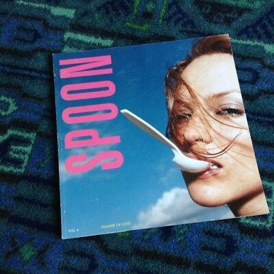 Spoon Vol 4 Summer of Love 4 Issue Paris London 90s Fashion Independent Magazine