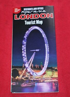 London Visitor & Tourist Maps & Guide NEW 2018