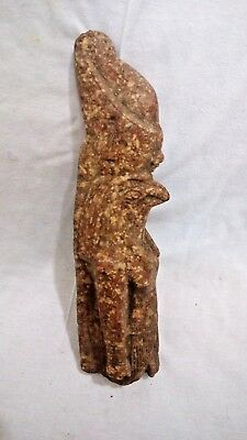 Horus Egyptian Statue God Ancient Egypt Sculpture egyptian antiques granite